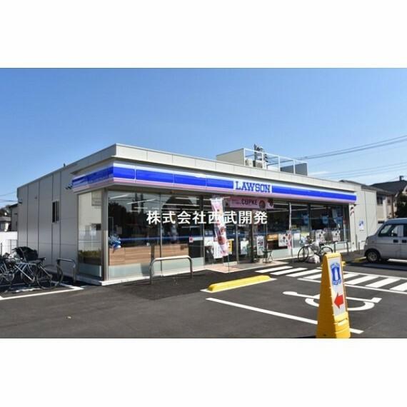 コンビニ ローソンふじみ野苗間店