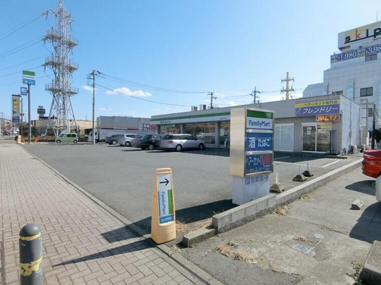 コンビニ ファミリーマート千葉矢作町店