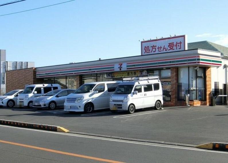 コンビニ セブンイレブン千葉青葉町店