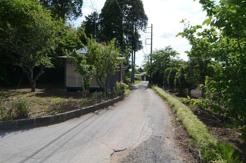 外観写真 北側道路