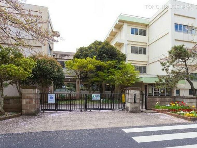千葉市立星久喜中学校 距離1200m
