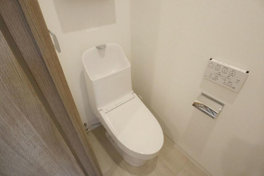 トイレ トイレ[2021年7月23日撮影]