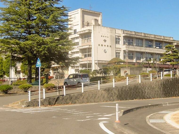 中学校 平野中学校