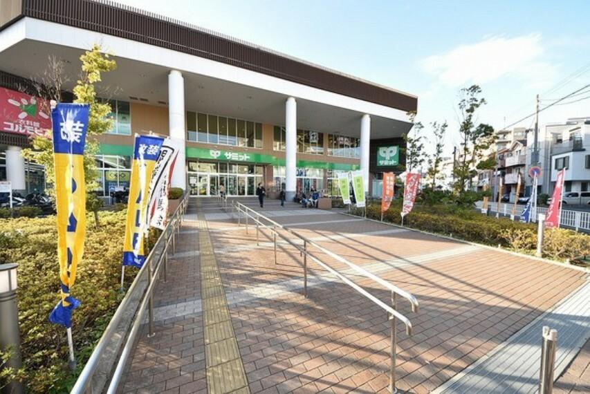 スーパー サミットストア横浜岡野店