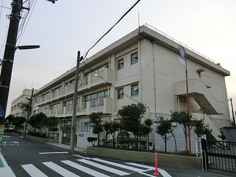 中学校 横浜市立宮田中学校