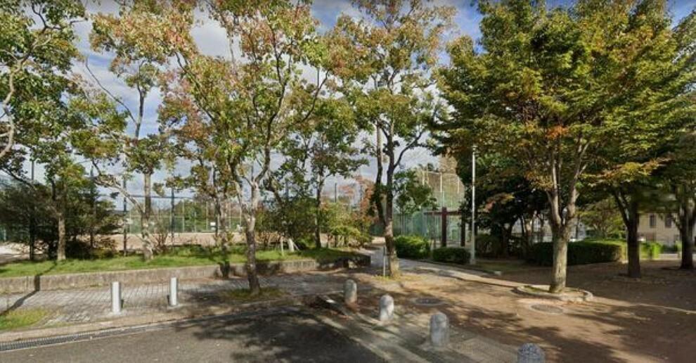 公園 籠谷公園 籠谷公園 神戸市北区西山2丁目の公園です