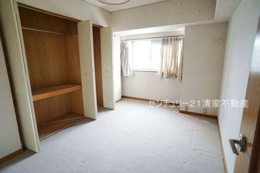 洋室 全居室収納ありで住空間スッキリ!(2021年07月撮影)