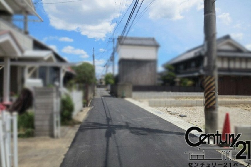 現況写真 ■車通りは少ないです!静かな環境です!■