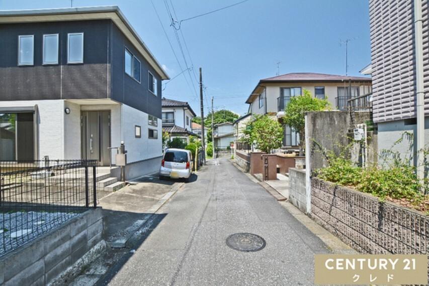 現況写真 東武東上線「生越」駅徒歩15分!周辺環境合わせてご案内頂けます。 お問合せはセンチュリー21クレドまで!