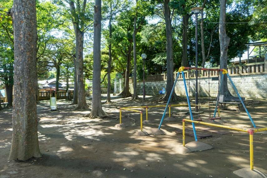 公園 太子堂八幡児童公園
