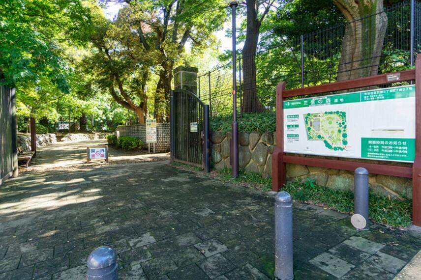 公園 三宿の森緑地