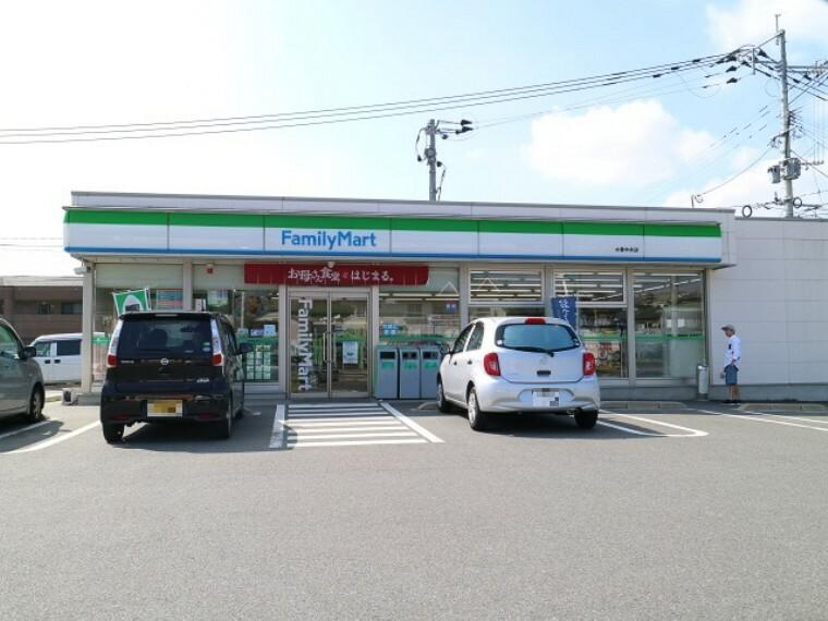 コンビニ ファミリーマート 水巻中央店