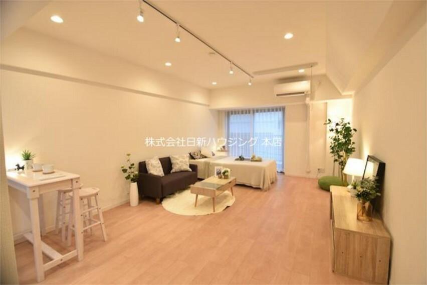R1年7月に新規内装リフォーム済み、室内とても綺麗です!
