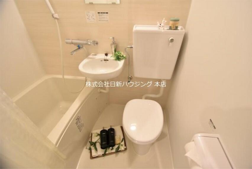 浴室 バス・トイレ同室
