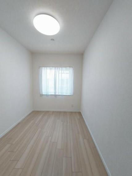 北側の洋室4.5帖