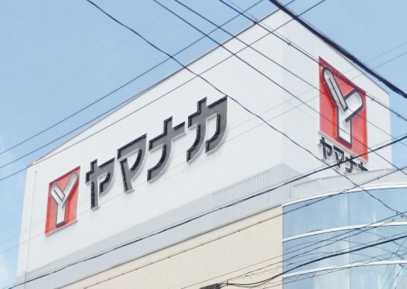 スーパー ヤマナカ 柴田店167m