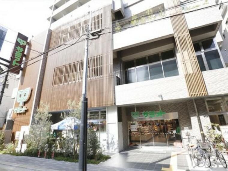 スーパー 【スーパー】サミットストア 西荻窪駅南店まで133m