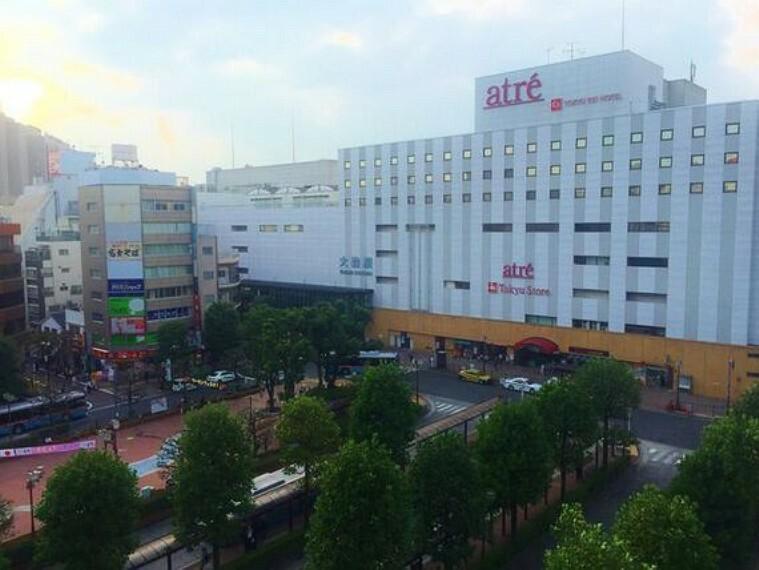 JR京浜東北線 大森駅 約650m