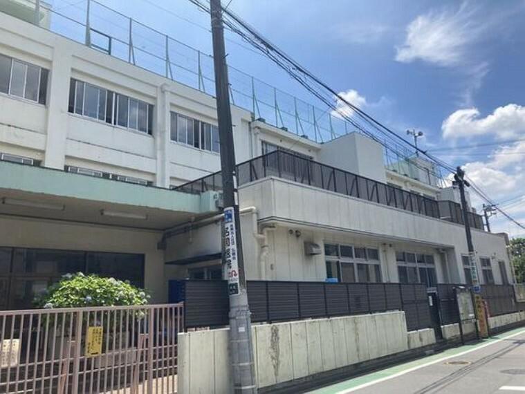 小学校 大田区立入新井第五小学校 約550m