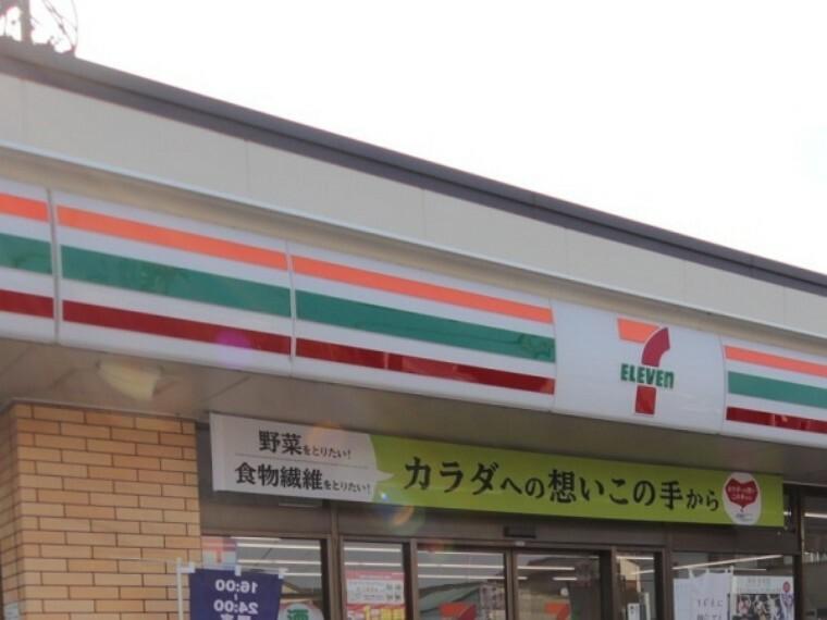 コンビニ セブンイレブン藤沢大庭店