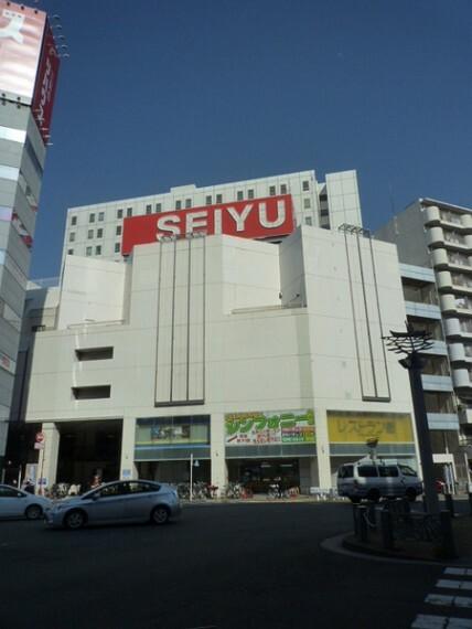 スーパー 西友大森店