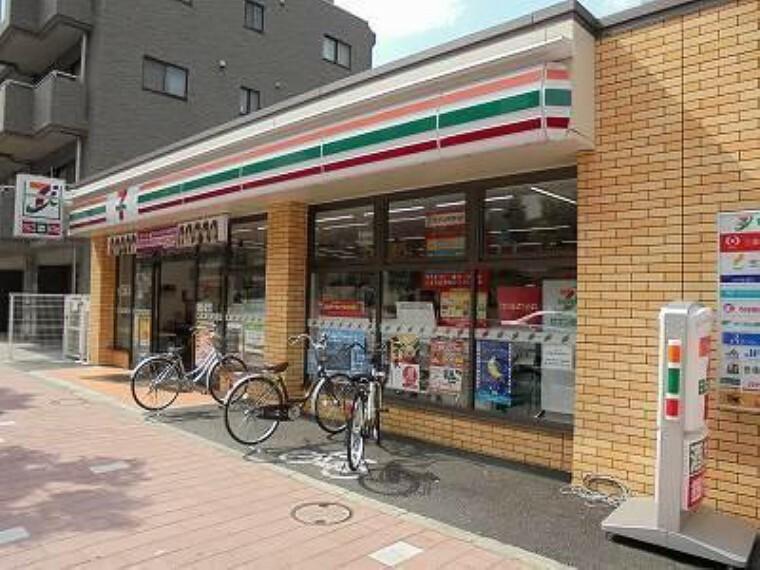 コンビニ セブンイレブン大田区大森北2丁目店
