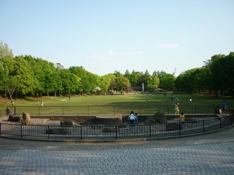 公園 大田区立平和の森公園