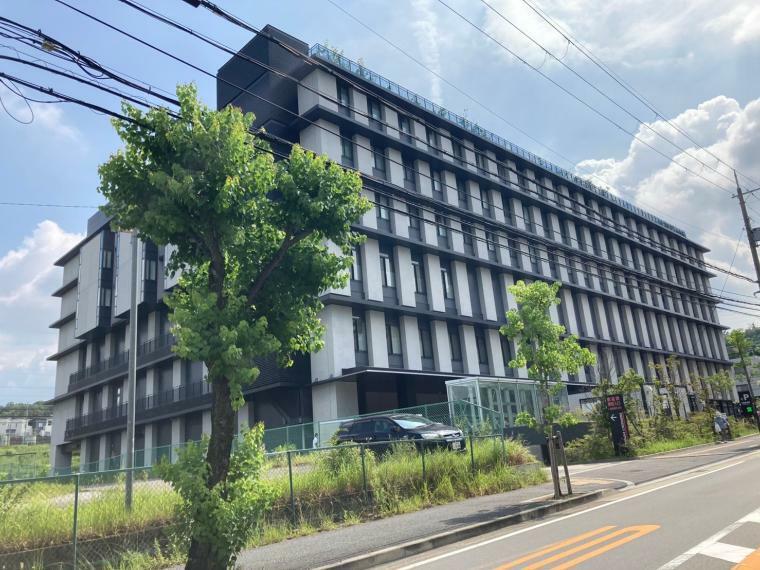 病院 生駒市立病院 奈良県生駒市東生駒1丁目6-2