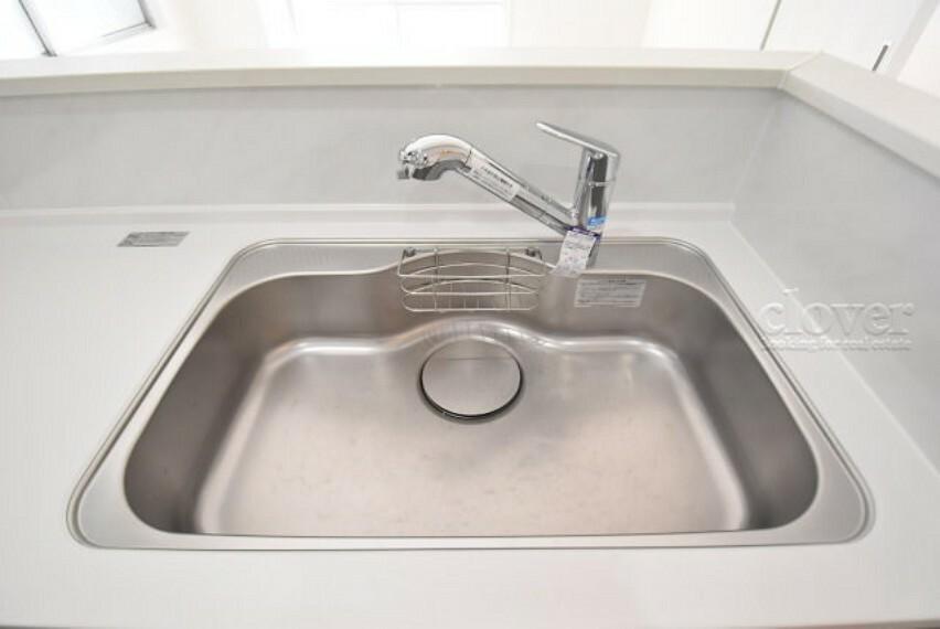 キッチン シンク 浄水機能付き水栓
