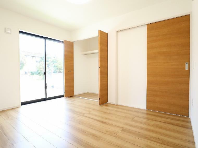 洋室 【3号棟】1階洋室クローゼット