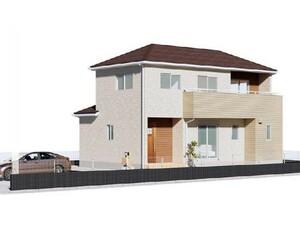 太田市台之郷町 C号棟ファイブイズホームの新築物件