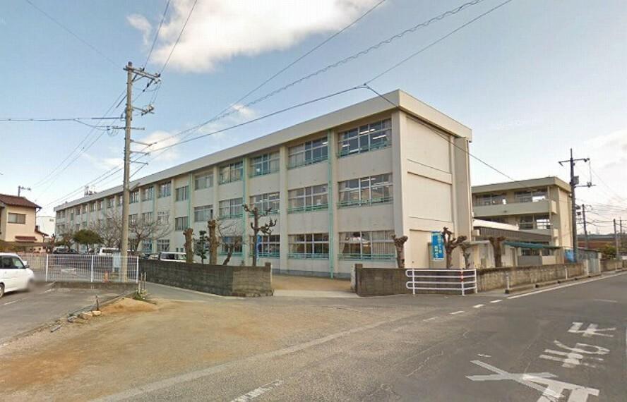 小学校 倉敷市立西阿知小学校