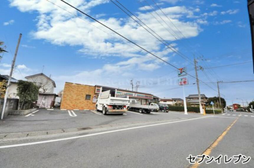 コンビニ 【コンビニエンスストア】セブンイレブン茅ヶ崎今宿東店まで752m