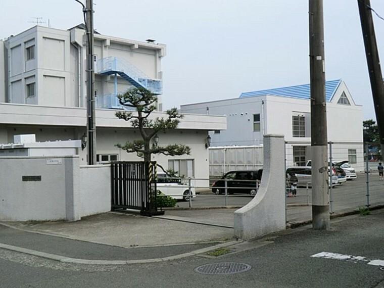 小学校 藤沢市立大道小学校