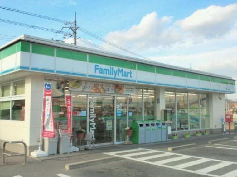 コンビニ ファミリーマート倉敷片島店
