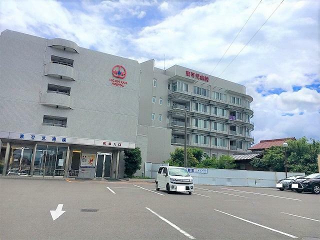病院 東可児病院 岐阜県可児市広見1520