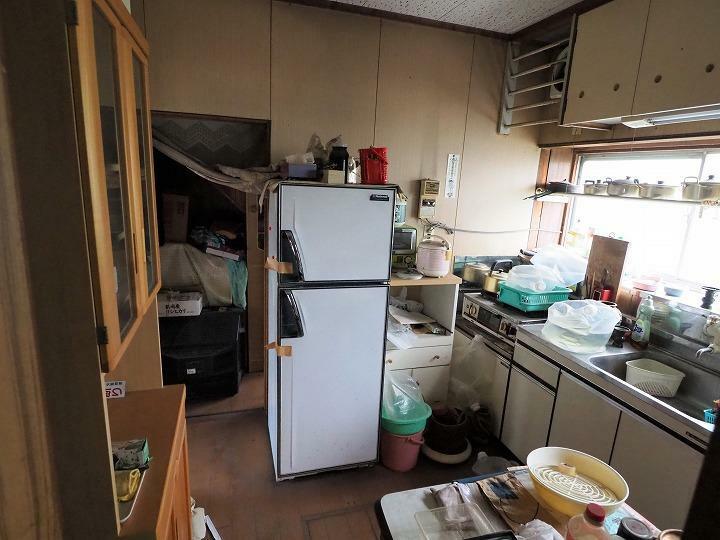 キッチン 4.25帖