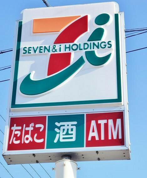 コンビニ セブン-イレブン 西尾鶴城町店