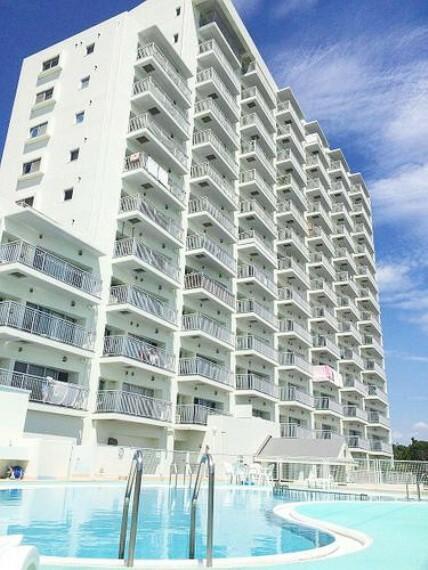外観写真 SRC造13階建マンション