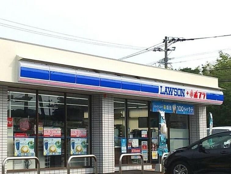 コンビニ 【コンビニエンスストア】ローソン玄海瀬戸店まで663m