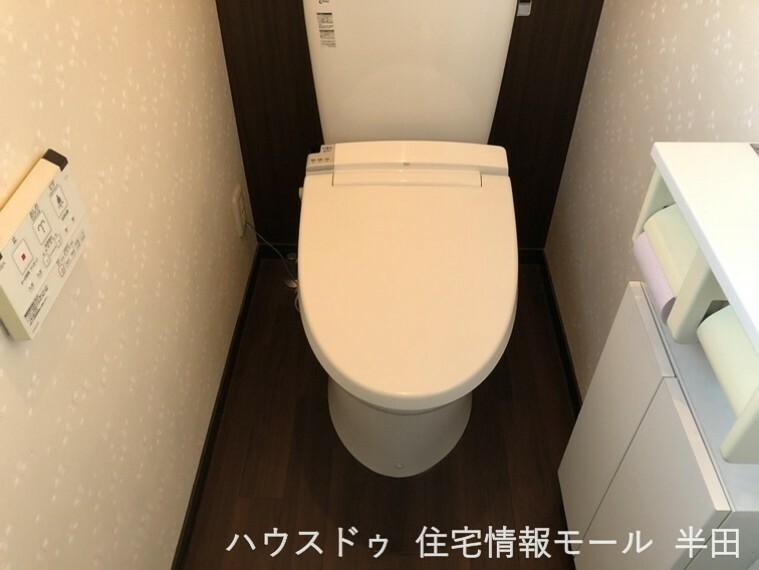 トイレ トイレは各階に設置