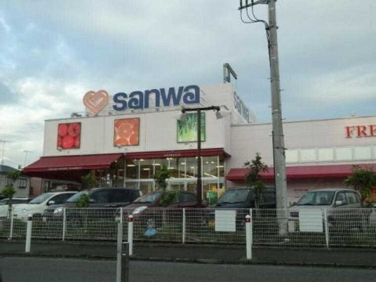 スーパー sanwa番田店