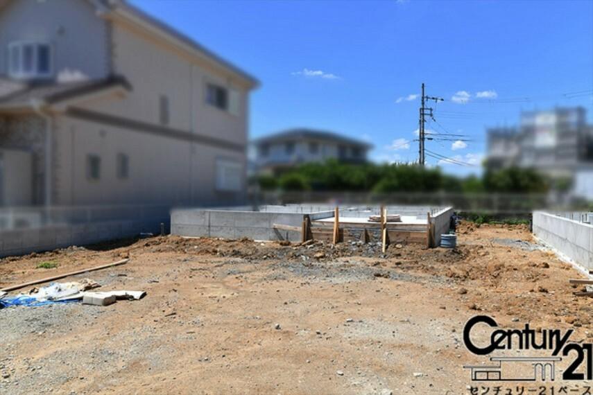 外観・現況 ■現地撮影写真■駐車スペース2台完備!