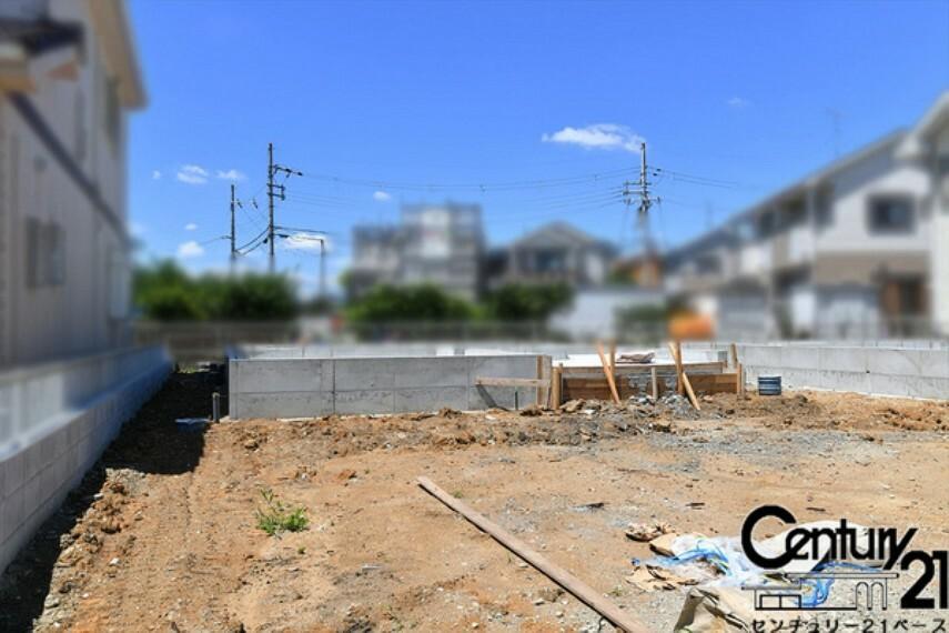 外観・現況 ■現地撮影写真■閑静な住宅地です!