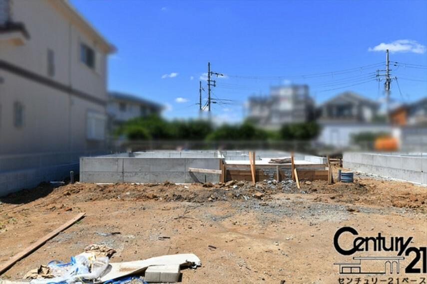 外観・現況 ■現地撮影写真■スーパーなどのお買い物施設が近隣に充実!