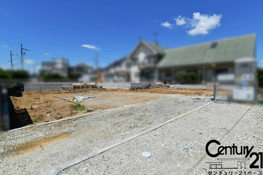外観・現況 ■現地撮影写真■令和3年10月完成予定です!  ■外構工事費込みです!建築基準法で定められた1.5倍の耐震性能!制震性能も兼ね備えた邸宅です!お気軽にお問い合わせください!■