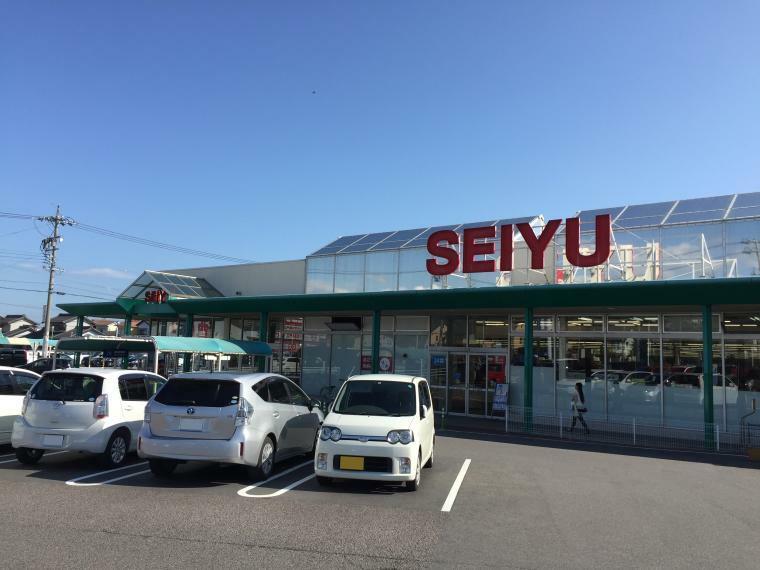 スーパー 西友 味岡店