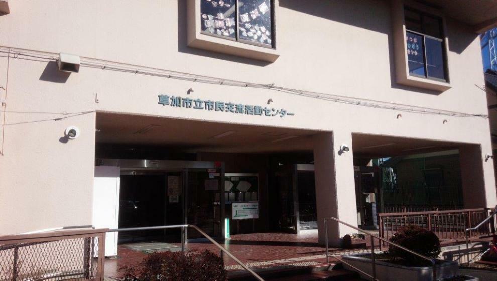 役所 草加市役所 谷塚サービスセンター 埼玉県草加市谷塚町752