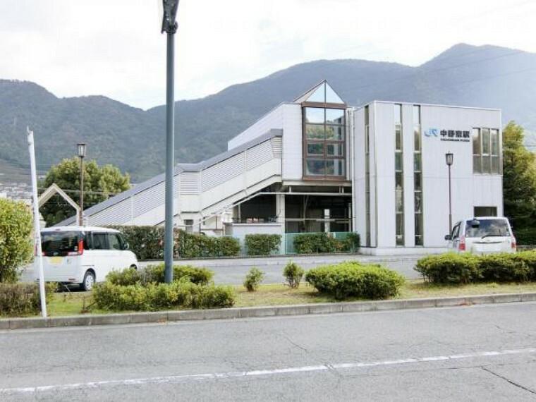 JR中野東駅