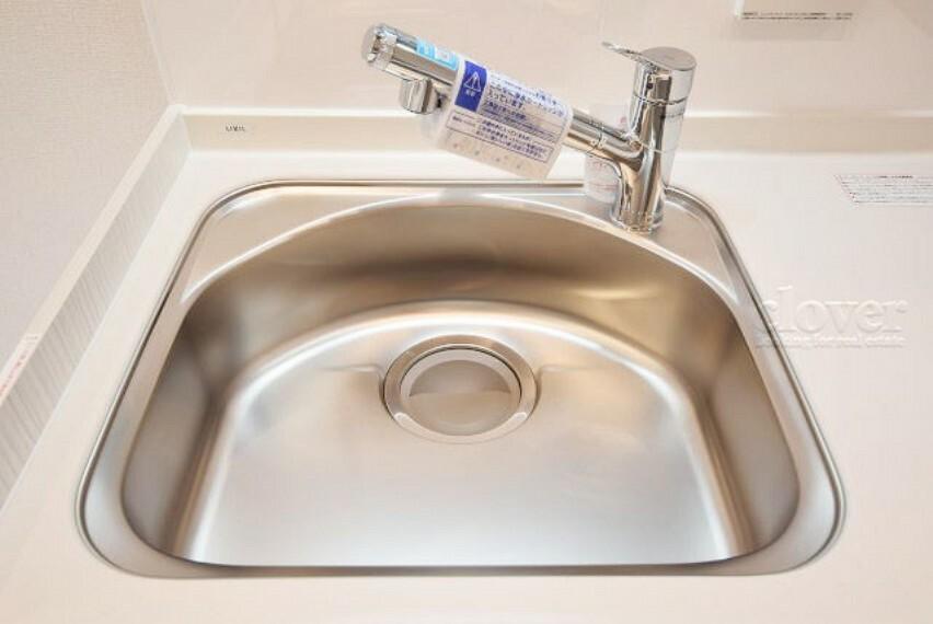 キッチン シンク浄水機能付